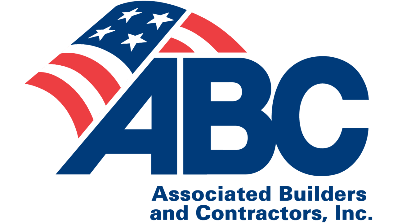 Associated Builders and Contractors (ABC's) Logo
